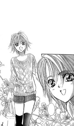 I need another dose of skip beat as soon as possible. I miss Ren× Kyoko scenes T_T.