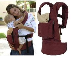 7a3e6a3de1c Popular 2 Colors Red and Blue Baby Carrier Baby Sling Infant Carriers Kid  Keeper Cotton Hi Mommy! - All Discounted Baby Stuff.