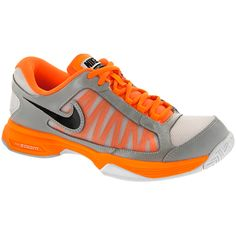 outlet store 9944c 71c44 Nike Zoom Courtlite 3  Nike Women s Tennis Shoes White black bright  Citrus gray
