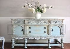 the decor of antique dressers with their hands - Поиск в Google