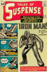 A great poster of Iron Man! Tales of Suspense - the 1963 debut of the Marvel Comics superhero! Cover art by Jack Kirby. Check out the rest of our amazing selection of Avengers posters! Need Poster Mounts. Marvel Comics, Marvel E Dc, Bd Comics, Marvel Comic Books, Comic Superheroes, Marvel Avengers, Marvel News, Hulk Comic, Free Comics