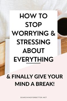 Do you feel like your stuck always worrying about everything? Do you feel overwhelmed with thoughts about things that you can't control? Do you feel like you spend time stressing about something or someone else! This epsiode is for you! Whether you're a mum who feels overwhelmed with the expectations of others or a person who - no matter how hard you try - can't seem to get your family to see your side of things this post is for you! Learn how to stop worrying and stressing about everything! How To Stop Stress, How Do You Stop, How To Find Out, Mental Health Plan, Mental Health Quotes, Positive Living, Positive Mindset, Healthy Mind And Body, Health Talk