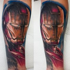 Tattoos For Guys, Iron Man, Superhero, Fictional Characters, Art, Art Background, Tattoos For Men, Iron Men, Kunst