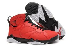 76a6ce7ecc7228 Buy Nike Air Jordan Vii 7 Retro Mens Shoes Chinese Red White Black New  Spacial from Reliable Nike Air Jordan Vii 7 Retro Mens Shoes Chinese Red  White Black ...