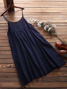 7de33d358fcb Fashion O-NEWE Vintage Print Sleeveless Plus Size Maxi Dress with Pockets -  NewChic Mobile