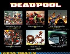 Just What Does Deadpool Do?