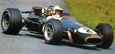 Jack Brabham, Brabham BT24, 1967