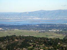 Windy Hill Regional Open Space, Portola Valley, California, United States
