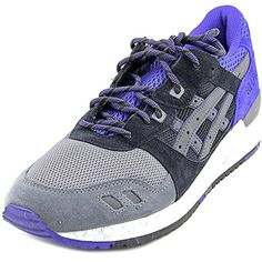 Mens ASICS GELLyte III BlueBlack 85 D *** Read more  at the image link. (This is an Amazon affiliate link and I receive a commission for the sales and I receive a commission for the sales)