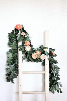 Paper Leaves Garland — Handmade by Sara Kim                                                                                                                                                      More
