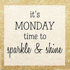 Have a nice Monday & great week!!♡#monday #mondayquotes #coffeelover #coffee #week #happyday #shine #motivation