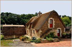 Maison bretonne ( breton house ).