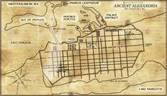 Ancient Alexandria Egypt