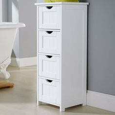 Bathroom Storage Unit Ideas - If there is inadequate storage regardless of  what size a toilet is, it can look cluttered.