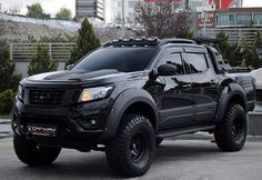 Image may contain: car and outdoor Nissan Trucks, Chevy Trucks, Pickup Trucks, Lifted Trucks, Chevy Colorado Accessories, Nissan Frontier 4x4, Best Off Road Vehicles, Nissan Navara D40, Vw Amarok