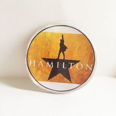 Broadway's Hamilton  Magnet by UberDorkDesigns on Etsy