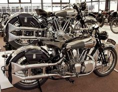 Brough Superior's