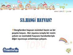 Çocuğunuzla 60 Güne 60 Oyun Önerisi | En İyi Oyunlar Quilling 3d, English Class, Infant Activities, Special Education, Games For Kids, Montessori, Drama, Parenting, Study