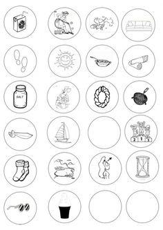 bildkarten mit m im anlaut kindergarten deutsch and montessori. Black Bedroom Furniture Sets. Home Design Ideas