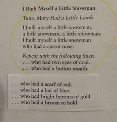 From The Hive: preschool snowmen