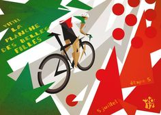 Fabio Aru wins Stage 5 and takes Polka Dots by Tour de France - Daily Poster Cycling Art, France 2017, Stage, Polka Dots, Tours, In This Moment, Fun, Poster, Movie Posters