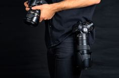 TriLens is a simple support that you attach to your belt and allows you to easily carry 3 lenses with you anytime you need them. This means no more lens bags that hand around your neck. It's…
