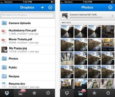 Dropbox 2.0 update este disponibil in App Store