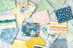 Rocky Mountain Wild by Corrine Wells for Riley Blake Designs #quiltingfabric #rileyblakedesigns #quiltingcotton #corrinewells
