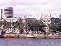 RECIFE (PE) Praça do Marco Zero