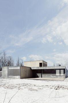 JRV2 by Rzemiosło Architektoniczne, via Behance