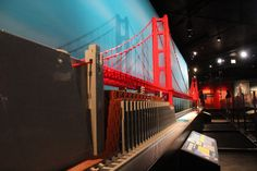 """A Lego expert created several landmarks, including the GatewayArch, for the """"Brick by Brick"""" exhibit."""