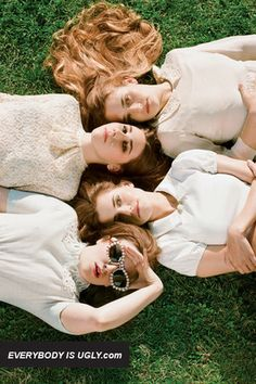 GIRLS - Hannah, Shoshanna, Jessa and Marnie