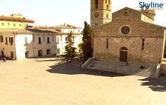 Live Cam Piazza Martiri della Libertà in #Teramo. #Abruzzo #Italy #Travel