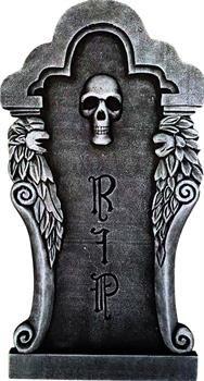 Tombstone Silver Skull - CostumePub.com Skeleton Gloves, Scary Halloween Decorations, Skull Mask, Skull Decor, Creepy, Horror, Fantasy, Silver, Fantasy Books