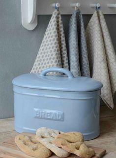 Breadbox blauw | Wonen & keuken | 100% leuk