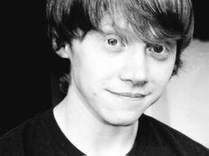 Rupert Grint Harry Potter Cast, Harry Potter Love, Bae, Rupert Grint, Fictional World, Ron Weasley, Famous Faces, Perfect Man, Celebrity Crush