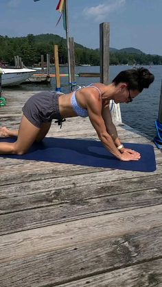 Gym Workout Tips, Fitness Workout For Women, Workout Videos, Fun Workouts, Shoulder Workout, Sport, Cardio, Health Fitness, Toned Girls