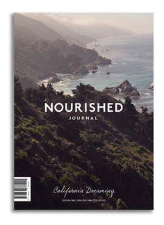 Nourished Journal | Arriving Spring/Summer 2014
