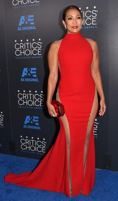 The Best And Worst-Dressed Celebs At The 2015 Critics' Choice TV Awards