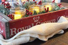 Southern Mess: Christmas Ova Here. Christmas Ova There. Christmas Everywhere Shake Yer Derriere.