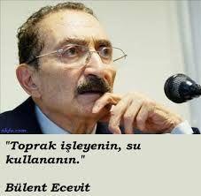 Bulent Ecevit