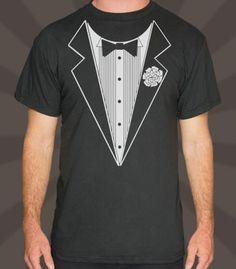 Tuxedo T Shirt T Shirt By 6 Dollar Shirts Thousands Of Designs Available For Men Women And Kids On Tees Hoo S Ands