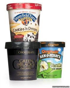 Affordable Indulgence - Making your own ice cream costs about 60 percent less than buying the same amount of gourmet ice cream.