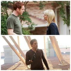 Dexter and Homeland return to Showtime on September 30th.