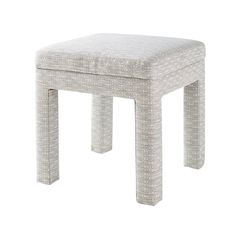 Timelessly chic and impeccably tailored, the Jane bench (WS109-18) is 100% American-made with an American hardwood maple frame and a foam with ultra crown top. Shown in Kravet's 34625-516, part of the Crypton Home Fabrics collection that provides superior