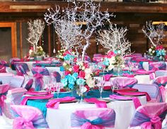 & Table decorations Quinceanera favors and Latin wedding on Pinterest
