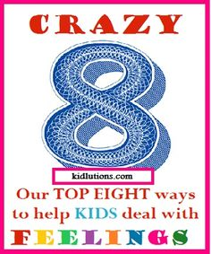 """""""Spin-Doctor Parenting"""": Crazy Our Top 8 Ways to Help Kids Deal with Feelings Counseling Activities, Therapy Activities, Play Therapy, Therapy Ideas, Therapy Tools, Feelings Activities, Coping Skills, Social Skills, Stress Management"""
