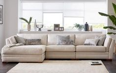 View our full range of corner sofas including sofa beds, leather and fabric. Corner Sofa Units, Corner Sofa Living Room, Gray Sofa, Living Rooms, Dfs Sofa, Sofa Beds, Brown Sofa, Sofas