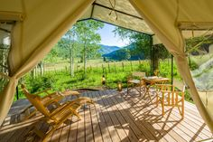 Best Glamping | Allure