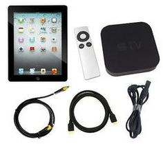 Apple iPad 2 16GB Wi-Fi with Apple TV and Accessories  $799.96